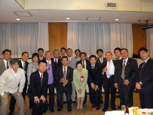2012-11-05自民党議員懇談会2