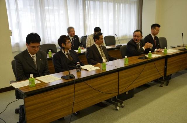 2012-11-05自民党豊島区議団予算要望